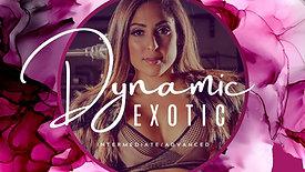 """DYNAMIC EXOTIC"" COMBO INT/ADV"