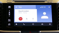 Android Auto - Basic controls within your Honda vehicle