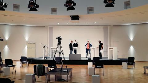 Livestream Produktion Teaser