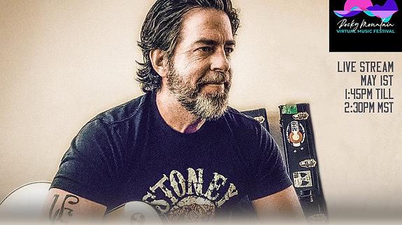 Rocky Mountain Virtual Music Festival presents, Scott Gray of Union Gray.