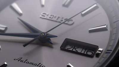 Seiko - Rare watch showcase