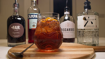 Cocktail Video - Negroni Video