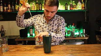 Nu Dawn - Rum Cocktail Promo Video