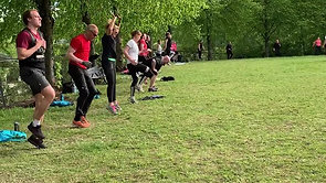 Power Bootcamp Outdoor