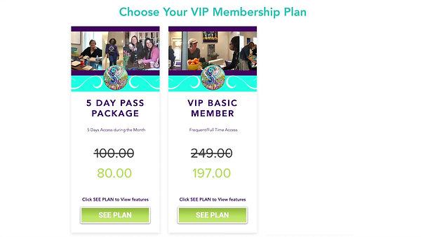 Membership Plans Explained