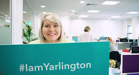 #IAmYarlington - Yarlington Housing Group
