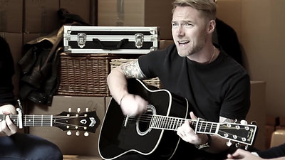 Ronan Keating - Breathe (The Kitchen Sessions)