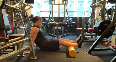 下腿三頭筋の筋膜リリース