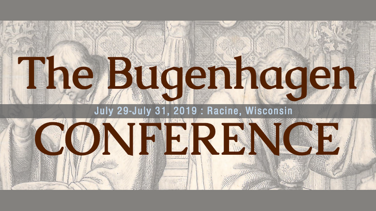 Bugenhagen Conference 2019