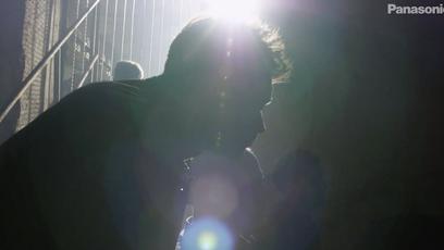 Tomb Raider Director, Roar Uthaug & Panasonic OLED TV