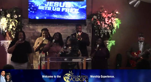 Welcome To Glorious COGIC