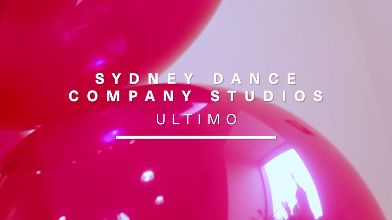 Sydney Dance Company Studios in Ultimo now open!