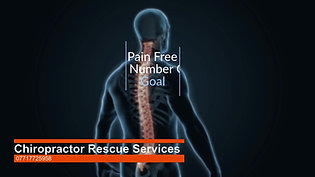 Chiropractor Rescue Services