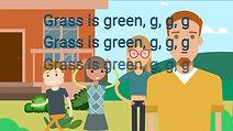 Grass is Green