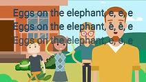 Eggs on the Elephant