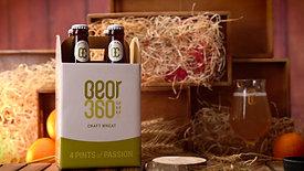 BEOR360 WHEAT BEER