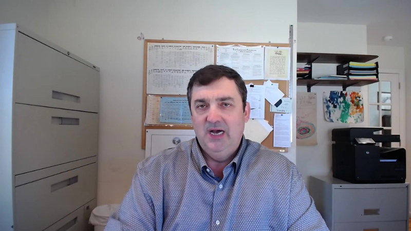 Jim Announces New Marcom Program