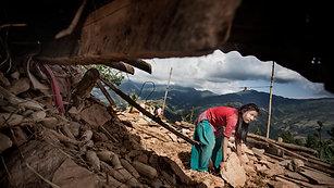 Jordskjelv i Nepal