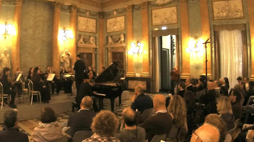 W.A. Mozart Concerto KV 413