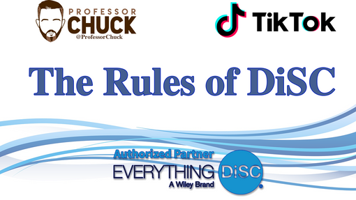 The Rules of DiSC
