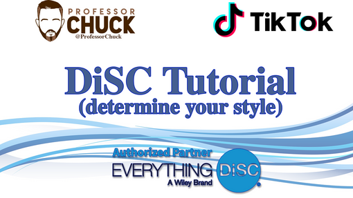 DiSC tutorial