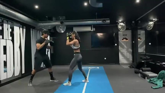Tiffany T Kickboxing