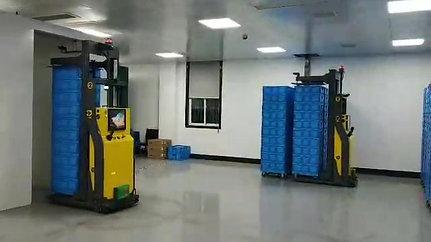 Forklift Robot AGV
