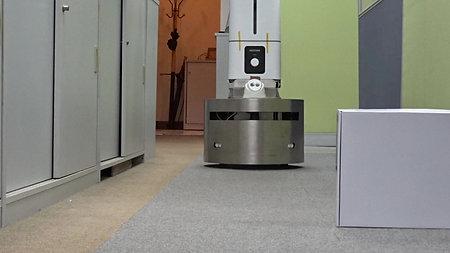 Disinfectant Spray Robot
