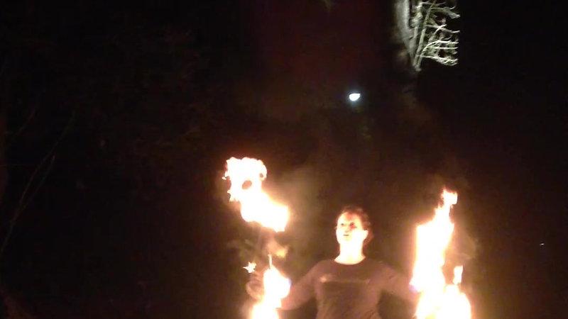 Drexler Feuershow