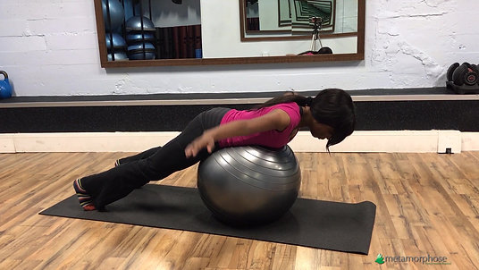 T I Y's on Stability Ball