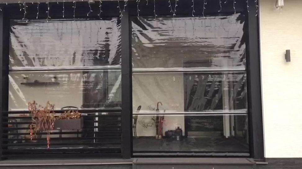 шторы пвх с электроприводом