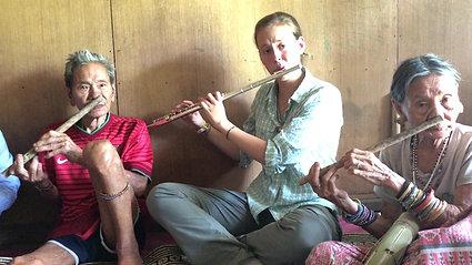 Penan Tribe Music