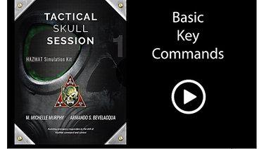 Basic Key Commands