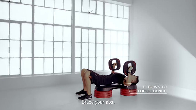 BodyPump A-Press