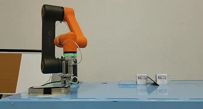 HCR-5 Label Handling - Can be used in In-mold labeling