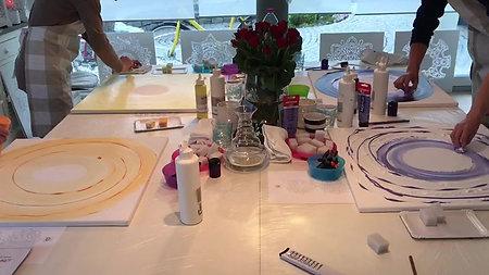 Workshop Kraft-Bild Moenchsgesang