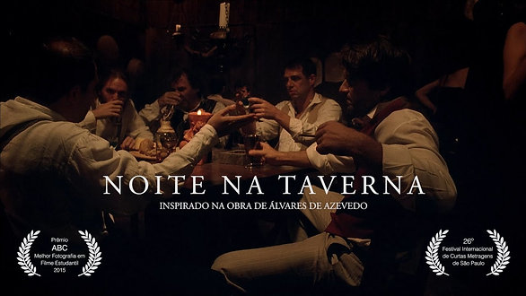 NOITE NA TAVERNA   Short Film