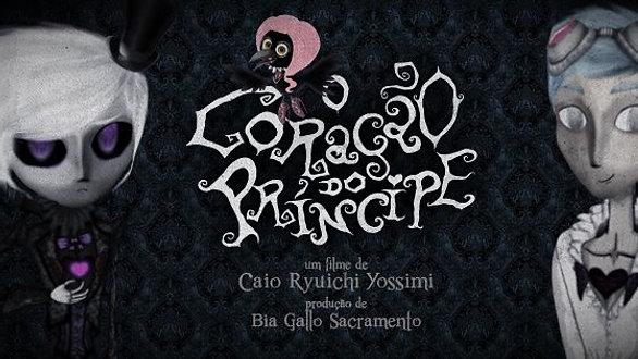 THE PRINCE'S HEART (O Coração do Príncipe)   Animated Short Film