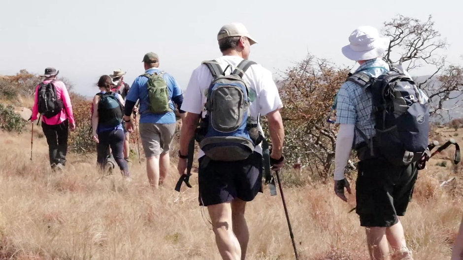 JHB Hiking Club Videos