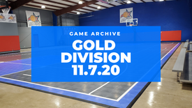 Gold Division 11/7/2020