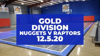 Gold Division Nuggets v Raptors
