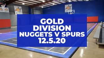 Gold Division: Nuggets vs. Spurs