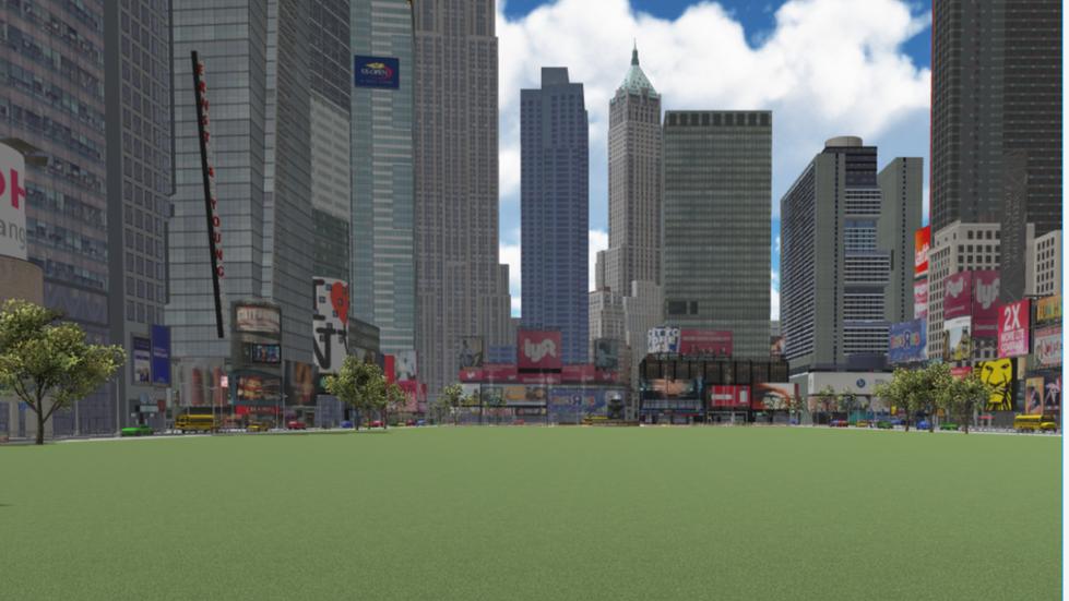 Football Environment - New York