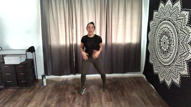 Dance Class - July 18th