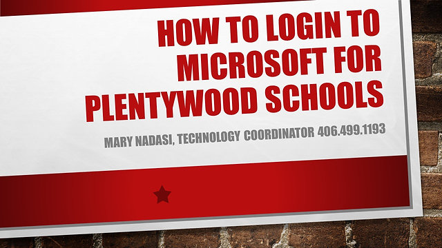 Plentywood Schools