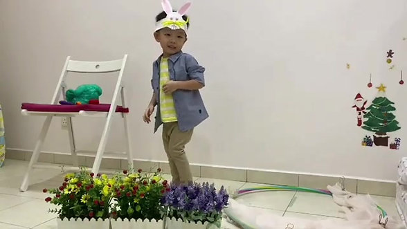 The Tale of Peter Rabbit starring Khye Wen