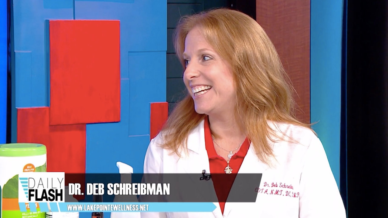 Dr. Deb In The Media
