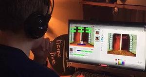 Он-лайн занятие по созданию видеоигр в Scratch