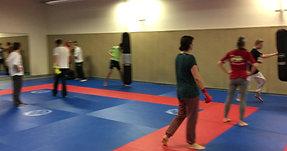 Karate Self-défense