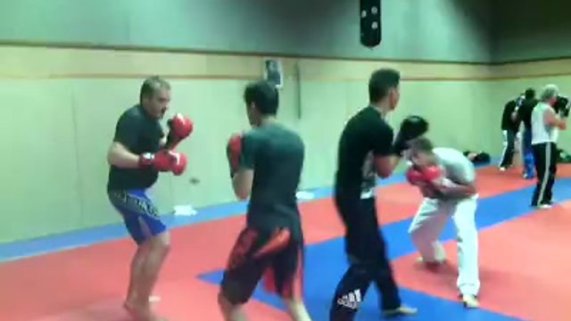 Karate full contact